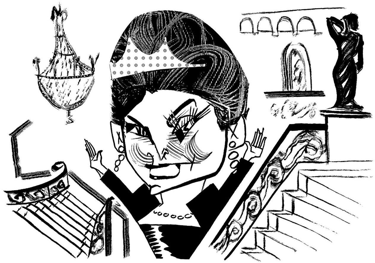 leona helmsley tovah feldshuh musical